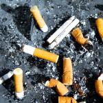 Pykanie szlugów jest jednym z z większym natężeniem katastrofalnych nałogów
